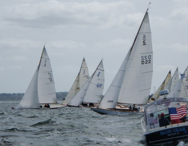 Leading the Pack off the line_2